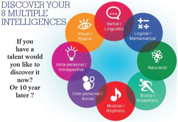 howard gardner multiple intelligences test pdf
